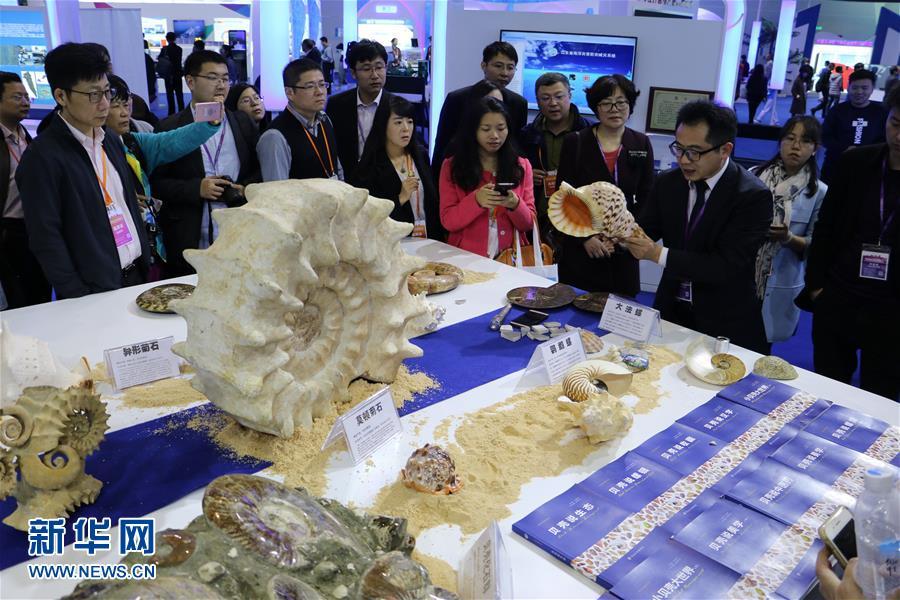 (服务)(1)2017中国海洋经济博览会在湛江开幕