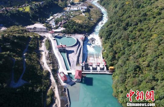 中国投资的尼泊尔上马相迪A水电站发电量破一亿千瓦时