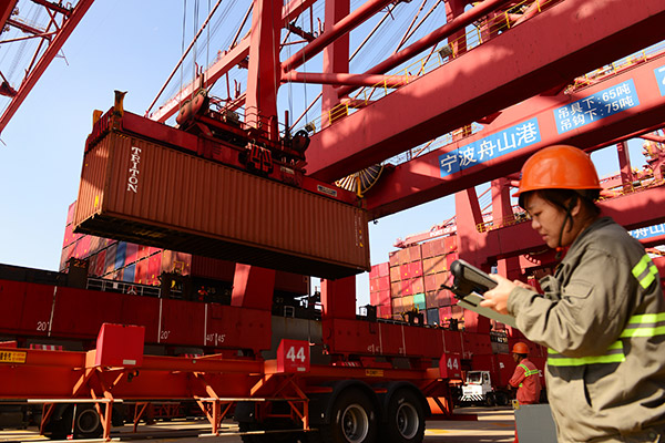 Sino-Kazakh trade ties set to flourish